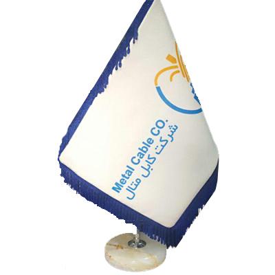 پرچم رومیزی جیر