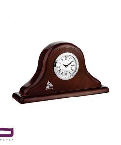 ساعت چوبی تبلیغاتی