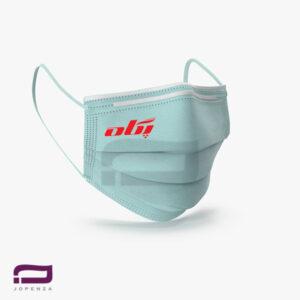 چاپ ماسک تبلیغاتی رنگی M1207